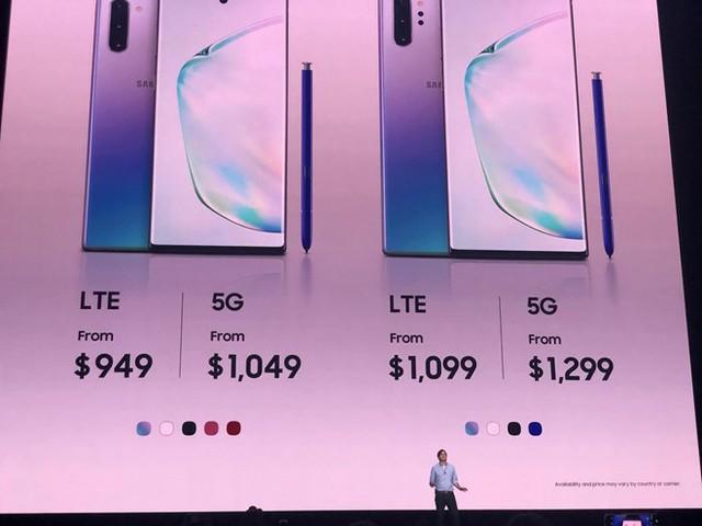 Những tính năng hấp dẫn nhất trên Galaxy Note10 - Ảnh 10.