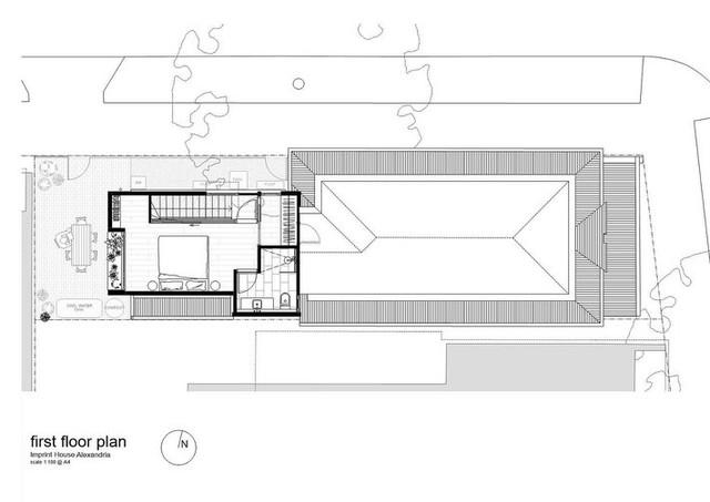 Ngôi nhà 2 tầng mang tới cảm giác thông minh, phong cách và thân thiện với môi trường. - Ảnh 10.
