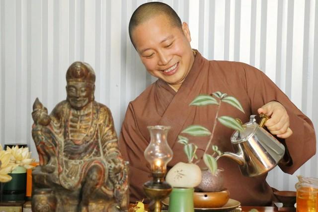 Sư thầy Thích Minh Quang: Tháng 7 âm lịch đẹp nhất năm  - Ảnh 1.