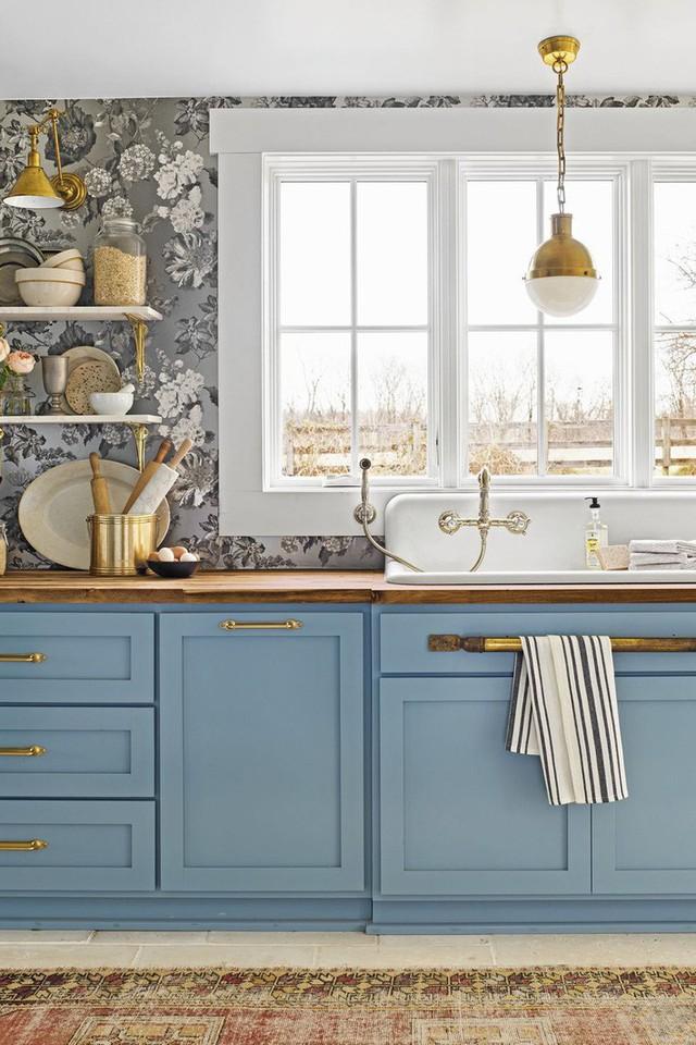10 gam màu giúp căn bếp nhỏ trở thành điểm nhấn khó quên cho ngôi nhà  - Ảnh 3.