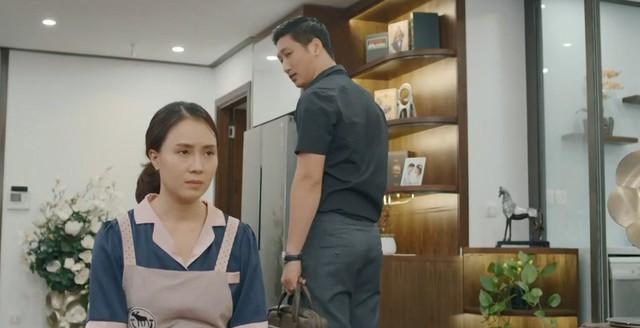Hoa hồng trên ngực trái tập 3, Thái bắt vợ xin lỗi tiểu tam bất kể đúng sai - Ảnh 4.