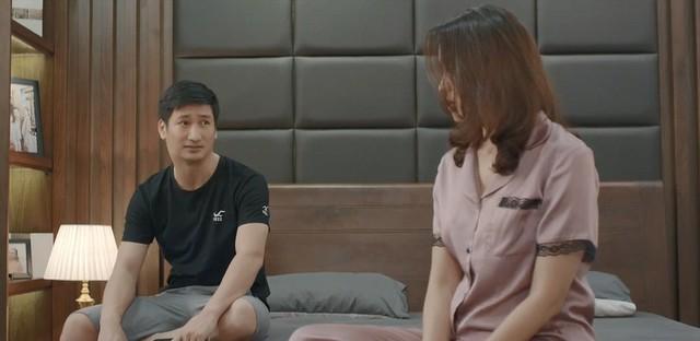 Hoa hồng trên ngực trái tập 3, Thái bắt vợ xin lỗi tiểu tam bất kể đúng sai - Ảnh 5.