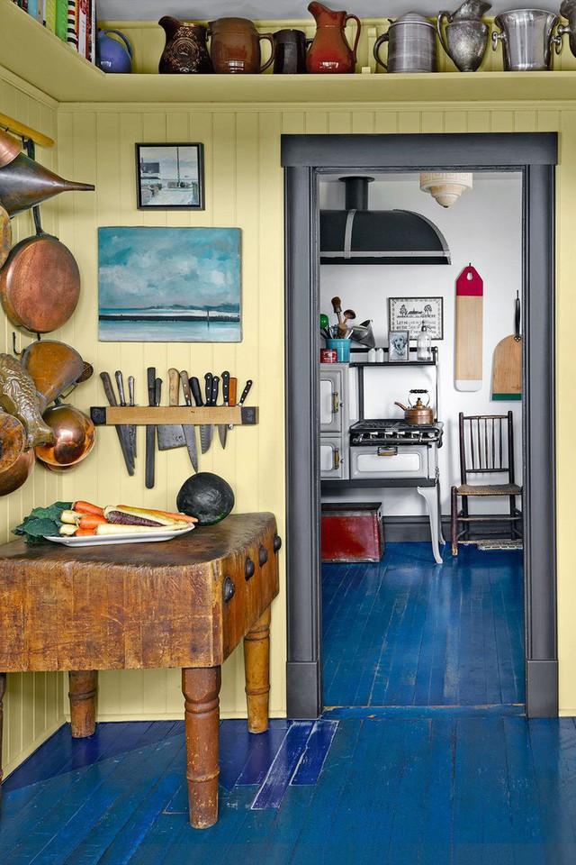 10 gam màu giúp căn bếp nhỏ trở thành điểm nhấn khó quên cho ngôi nhà  - Ảnh 5.