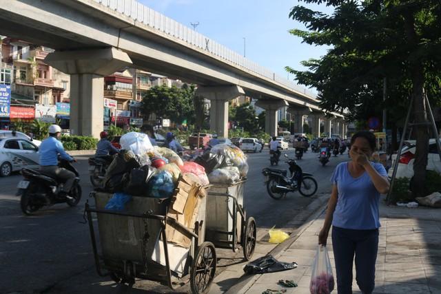 """Điểm mặt những """"điểm đen"""" giao thông ở Thủ đô Hà Nội - Ảnh 6."""
