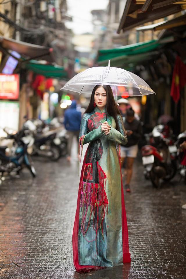 Hoa hậu Áo dài Tuyết Nga: Danh hiệu là trách nhiệm thiện nguyện, không phải để kiếm tiền - Ảnh 6.