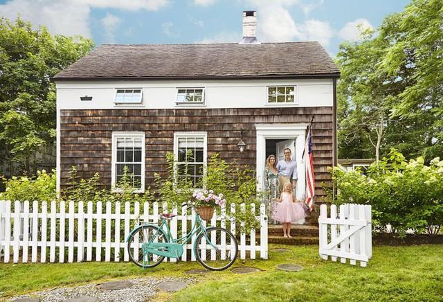 10 ý tưởng tạo hàng rào màu trắng lãng mạn cho ngôi nhà thêm ngọt ngào - Ảnh 2.
