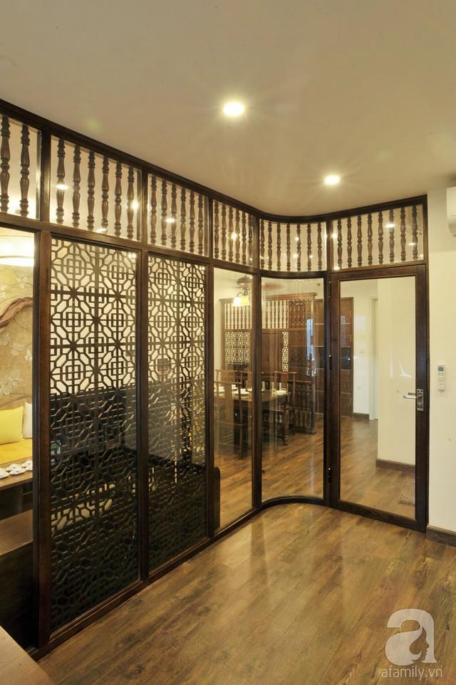 Căn hộ 65m² mang dấu ấn Indochine đẹp hoài cổ với chi phí 350 triệu đồng ở Thanh Xuân, Hà Nội - Ảnh 3.