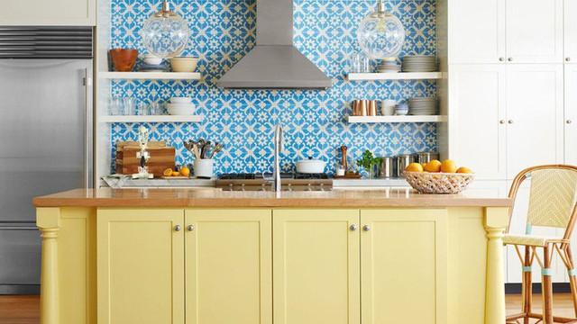13 thiết kế bếp nhỏ với phong cách Retro khiến bạn không thể không ngắm nhìn - Ảnh 8.