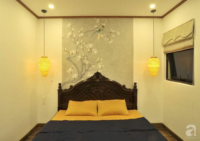 Căn hộ 65m² mang dấu ấn Indochine đẹp hoài cổ với chi phí 350 triệu đồng ở Thanh Xuân, Hà Nội - Ảnh 10.