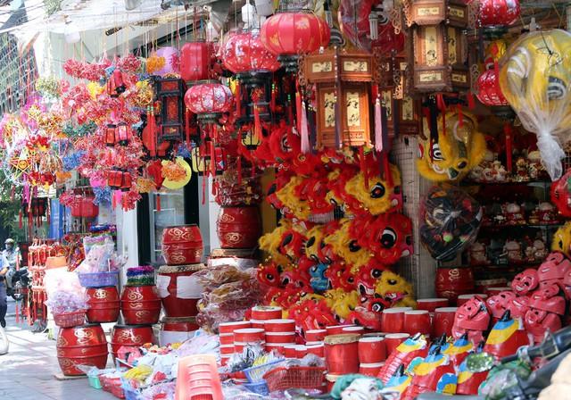Đồ chơi made in Việt Nam bất ngờ lấn át Trung Quốc tại Hàng Mã trước mùa Trung thu - Ảnh 7.