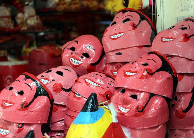 Đồ chơi made in Việt Nam bất ngờ lấn át Trung Quốc tại Hàng Mã trước mùa Trung thu - Ảnh 8.