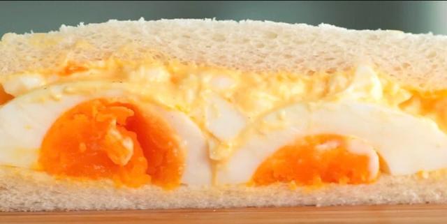 Bữa sáng ngon lành với bánh mì sandwich trứng kiểu mới - Ảnh 3.