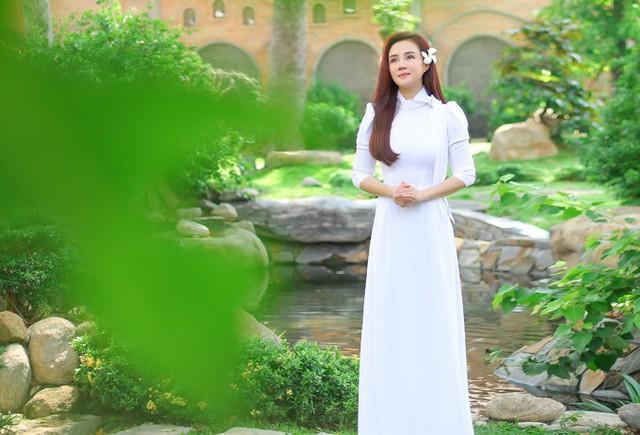 Vy Oanh thuyết phục chồng đại gia đóng MV - Ảnh 3.