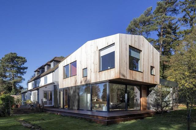 Chịu chi như nhà người ta, xây hẳn nhà riêng cho khách ngay sát sườn mà còn phải hiện đại, hợp xu hướng nữa mới chịu - Ảnh 4.