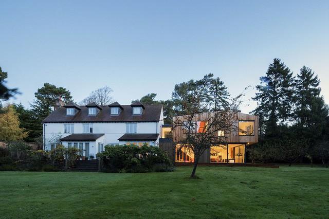 Chịu chi như nhà người ta, xây hẳn nhà riêng cho khách ngay sát sườn mà còn phải hiện đại, hợp xu hướng nữa mới chịu - Ảnh 5.