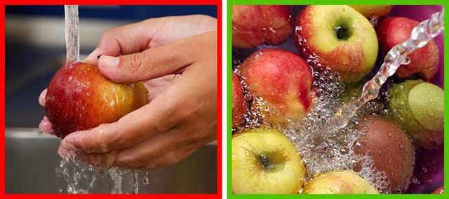 8 loại thực phẩm quen thuộc bạn vẫn rửa sai cách mà chẳng hay biết  - Ảnh 6.