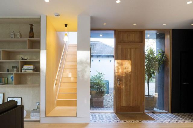 Chịu chi như nhà người ta, xây hẳn nhà riêng cho khách ngay sát sườn mà còn phải hiện đại, hợp xu hướng nữa mới chịu - Ảnh 10.