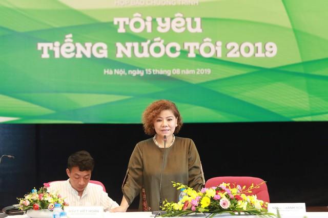 Liên hoan nghệ thuật Tôi yêu tiếng nước tôi: Gìn giữ tiếng Việt bằng âm nhạc - Ảnh 1.