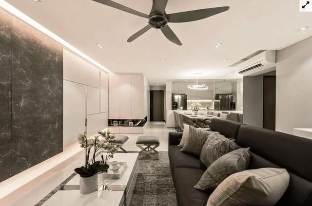 Bên ngoài là nhà ở xã hội đơn điệu, nhìn vào bên trong mới bất ngờ vì đẹp như căn hộ cao cấp  - Ảnh 4.