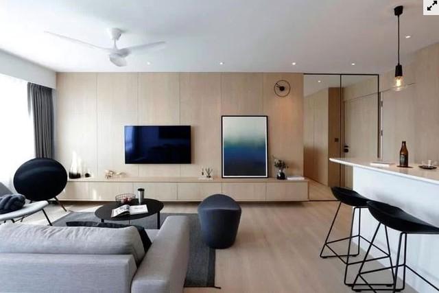 Bên ngoài là nhà ở xã hội đơn điệu, nhìn vào bên trong mới bất ngờ vì đẹp như căn hộ cao cấp  - Ảnh 6.