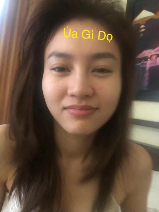 Ninh Dương Lan Ngọc bị đăng ảnh mặt mộc kém sắc - Ảnh 2.