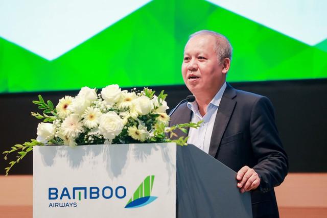 Cục Hàng Không: Đề nghị Bamboo Airways sớm bay thẳng tới Mỹ, khẳng định định hướng Hãng hàng không 5 sao - Ảnh 2.