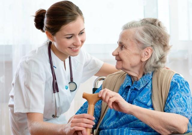 Bệnh cao huyết áp ở người già: Chỉ số bao nhiêu thì phải uống thuốc - Ảnh 2.