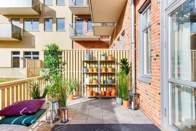 Ngôi nhà 34m² được bài trí vô cùng thẩm mỹ ban công thơ mộng cực kì thích hợp cho người trẻ thích sự phóng khoáng - Ảnh 11.