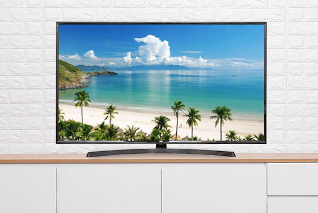 Những TV 4K cỡ lớn giá dưới 10 triệu đồng ở Việt Nam - Ảnh 3.