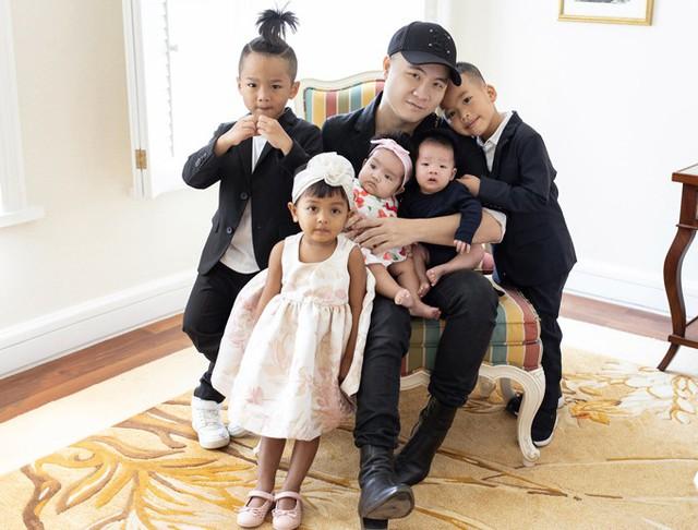 Đỗ Mạnh Cường mừng con gái nuôi tròn 3 tuổi - Ảnh 4.