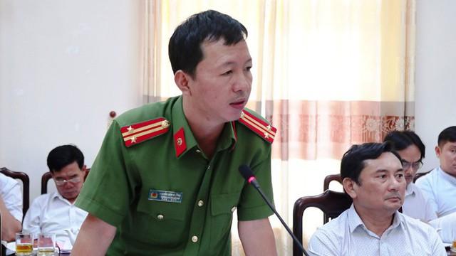Không khởi tố vụ bố tố cáo con gái bị xâm hại ở Nghệ An - Ảnh 1.