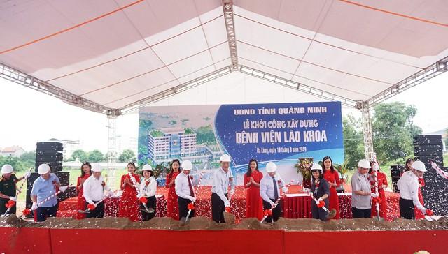 Quảng Ninh tăng cường đầu tư chăm sóc sức khỏe cho người cao tuổi - Ảnh 2.