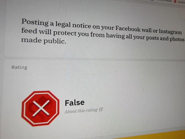 Ca sĩ VN và nhiều người dùng mắc lừa điều lệ mới của Facebook - Ảnh 2.