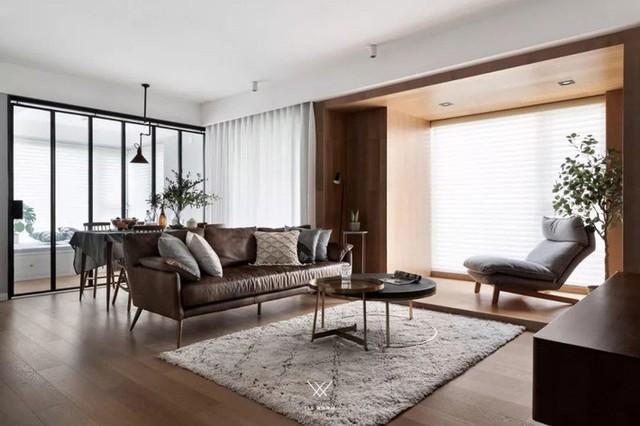 Ngôi nhà rộng 110m² bước ra từ truyện tranh của cặp vợ chồng đưa ra nguyên tắc: Về nhà là không làm việc! - Ảnh 4.