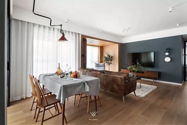 Ngôi nhà rộng 110m² bước ra từ truyện tranh của cặp vợ chồng đưa ra nguyên tắc: Về nhà là không làm việc! - Ảnh 7.