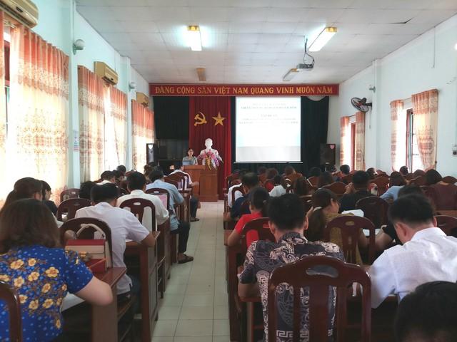 Thái Nguyên tổ chức Tập huấn phục vụ công tác chăm sóc sức khỏe người cao tuổi năm 2019 - Ảnh 1.