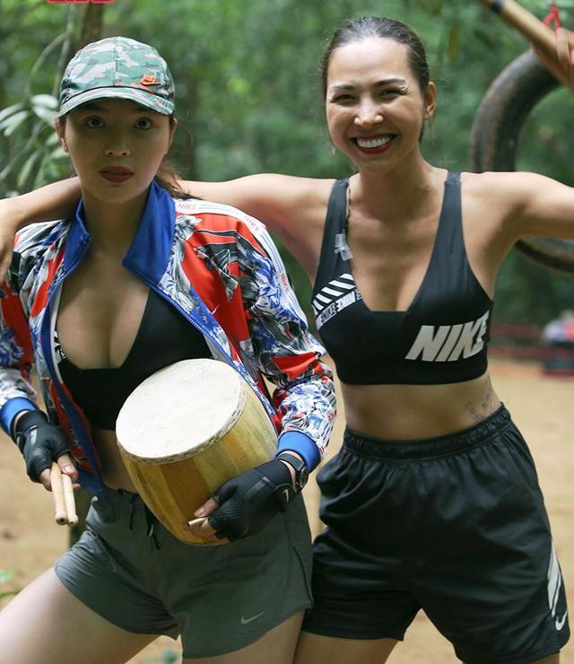 Hoa hậu Kỳ Duyên khoe ngực ngồn ngộn, lấn át cả nhân vật chính Diệp Lâm Anh - Ảnh 5.