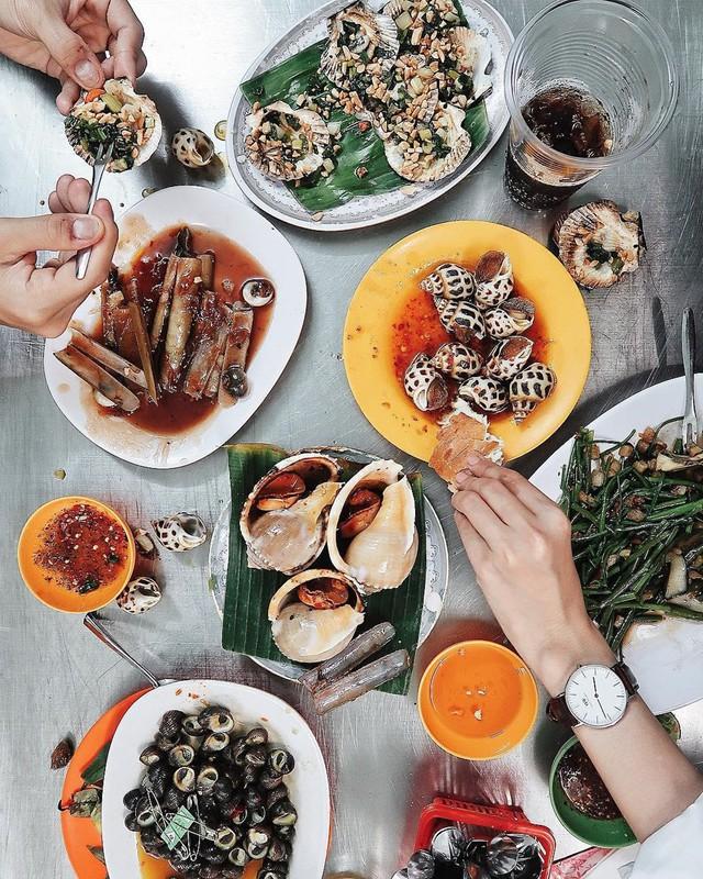 Những quán ốc ngon nổi tiếng, nhất định bạn phải ghé khi đến Sài Gòn - Ảnh 3.