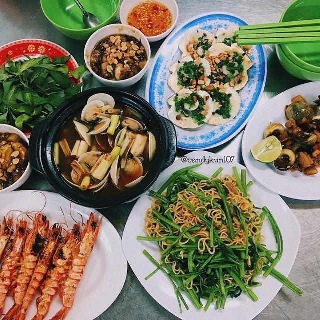Những quán ốc ngon nổi tiếng, nhất định bạn phải ghé khi đến Sài Gòn - Ảnh 10.