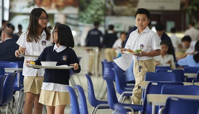 Học phí cao nhất của trường quốc tế ở Hà Nội là hơn 700 triệu/năm - Ảnh 2.