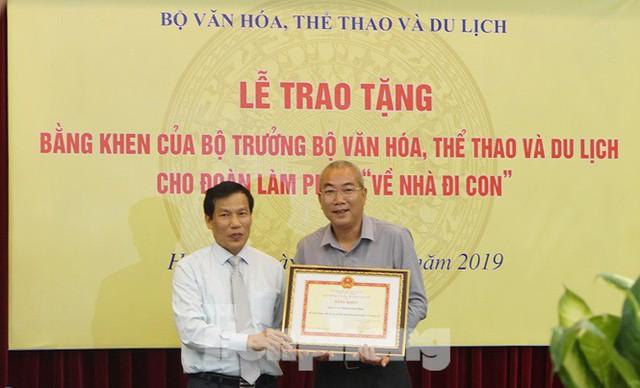 Điều tiếc nuối của đạo diễn Nguyễn Danh Dũng trong tập cuối Về nhà đi con - Ảnh 1.