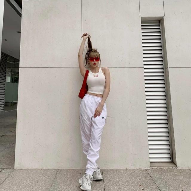 Bạn gái tin đồn của Sơn Tùng chuộng mặc đồ ngắn để tôn dáng - Ảnh 5.