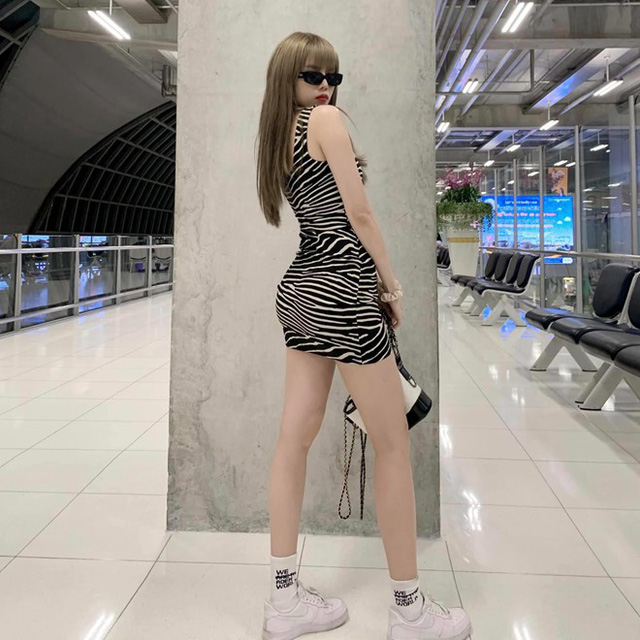 Bạn gái tin đồn của Sơn Tùng chuộng mặc đồ ngắn để tôn dáng - Ảnh 6.