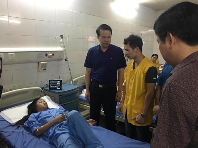 4 người tử vong trong vụ xe máy kẹp 5 tông dải phân cách ở Thái Nguyên đều là sinh viên - Ảnh 3.