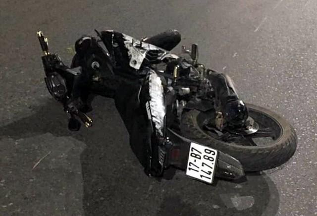 Thái Nguyên: Xe máy Exciter kẹp 5 tự gây tai nạn khiến 4 người tử vong - Ảnh 2.