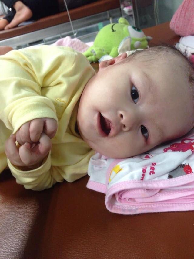 Bé Hải Quỳnh đã thành thiên thần nhỏ - Ảnh 3.