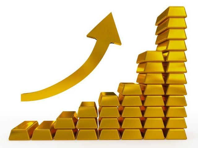 Giá vàng hôm nay 25/8, cuối tuần nóng rực, vượt đỉnh 6 năm - Ảnh 1.