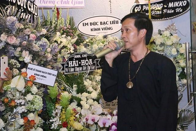 Hoài Linh và nhiều sao Việt về Cần Thơ viếng nghệ nhân Thành Giao - Ảnh 2.