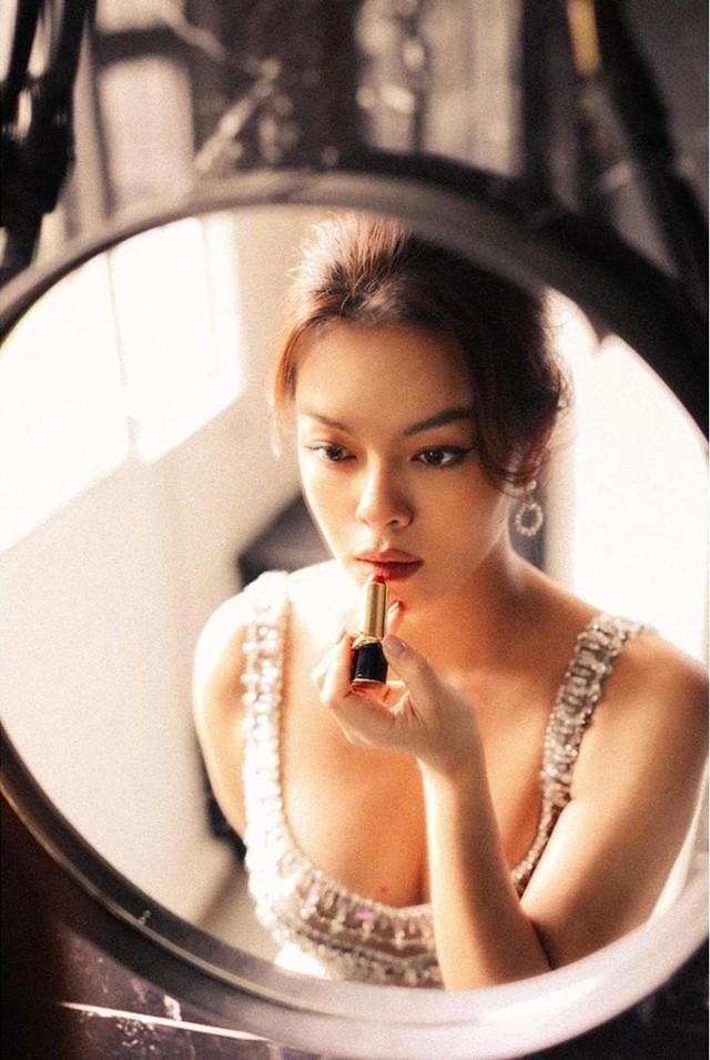 Phạm Quỳnh Anh tuổi 35 - cú sốc ly hôn và lột xác ngày càng gợi cảm - Ảnh 3.