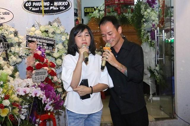 Hoài Linh và nhiều sao Việt về Cần Thơ viếng nghệ nhân Thành Giao - Ảnh 5.